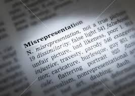 Misrepresentation and Omission